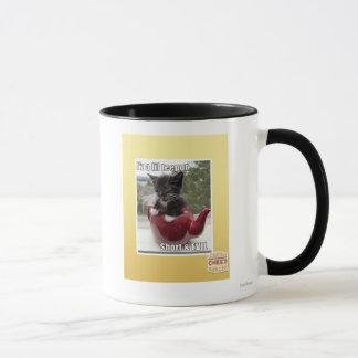 I'z a lil teepot mug