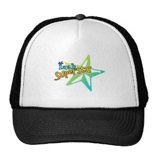 izah superstar cap