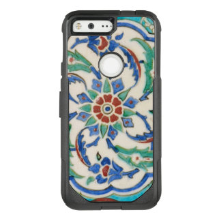 iznik ceramic tile from Topkapi palace OtterBox Commuter Google Pixel Case