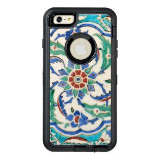 iznik ceramic tile from Topkapi palace OtterBox Defender iPhone Case