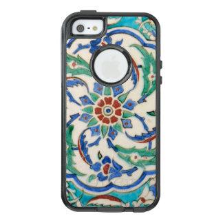 iznik ceramic tile from Topkapi palace OtterBox iPhone 5/5s/SE Case