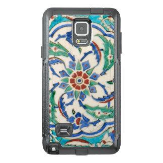 iznik ceramic tile from Topkapi palace OtterBox Samsung Note 4 Case