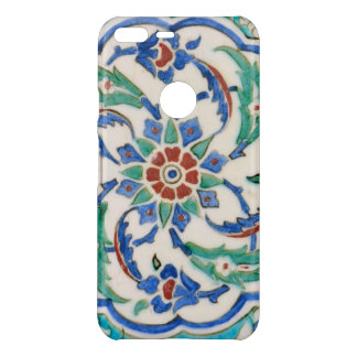 iznik ceramic tile from Topkapi palace Uncommon Google Pixel XL Case