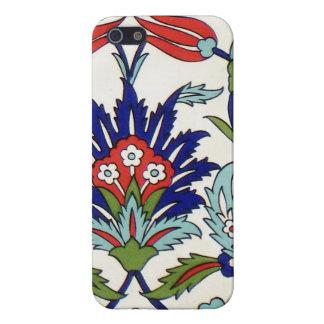 Iznik ceramics Case Savvy iPhone 5/5S Case
