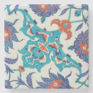 iznik ceramics Stone Coaster