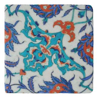 iznik ceramics trivet
