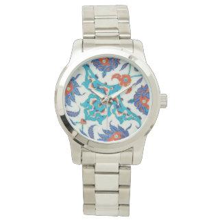 iznik ceramics watch