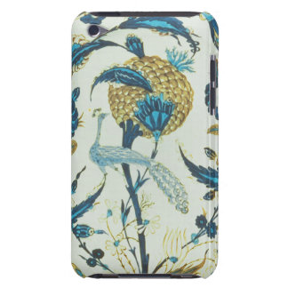 Iznik dish painted with a peacock perched among fl barely there iPod case