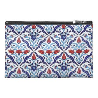 Iznik Tile Bagettes Bag Travel Accessories Bag