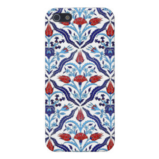 Iznik Tiles Case iPhone 5 Cover
