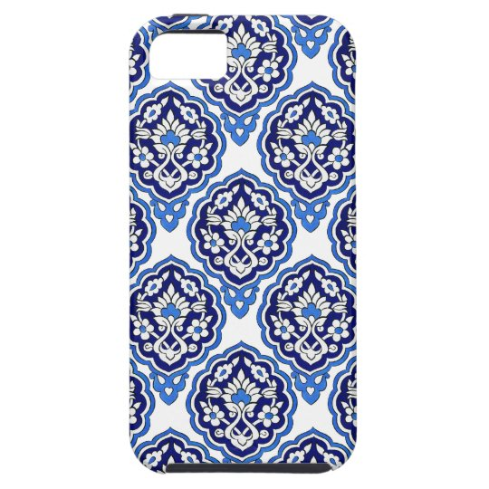 Iznik Tiles iPhone 5 Case-Mate Case