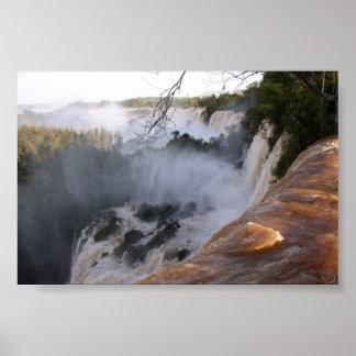 Izuazu Falls, Argentina Poster