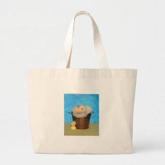 Izzy Bath Time Canvas Bags