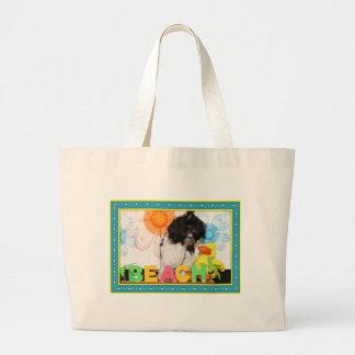 Izzy - Shih Tzu -8 Canvas Bag