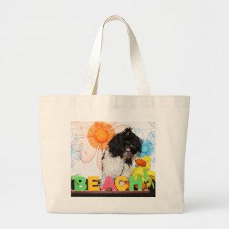 Izzy - Shih Tzu -8 Tote Bags