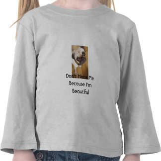 j0431039, Don't Hate Me Because I'm Beautiful T-shirt