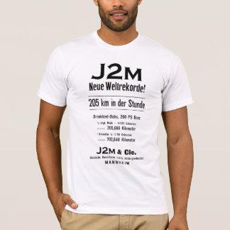 J2M Neue Weltrekorde T-Shirt