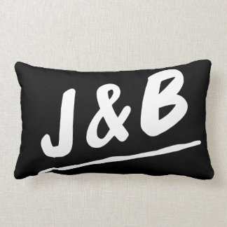 J&B lumbar pillow