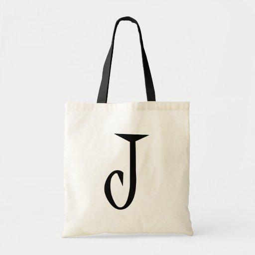 J BUDGET TOTE BAG