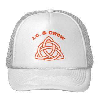 J.C. AND CREW TRUCKER HATS