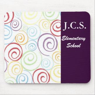 J C S Elementary School Mousepad
