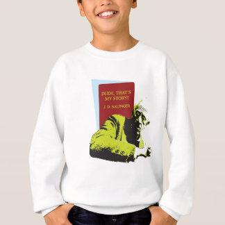 J.D. Salinger Catcher in the Rye Pop Art Sweatshirt