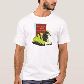 J.D. Salinger Catcher in the Rye Pop Art T-Shirt