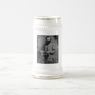 J. E. B. Stewart Beer Stein Beer Steins