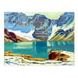 J.E.H. MacDonald - Lake McArthur, Yoho Park Post Card