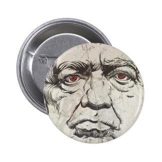 J Edgar Hoover Button Pins