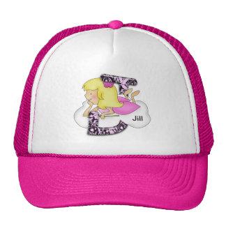 J Fairy Hat