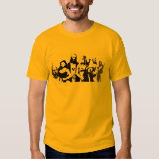 J H Christ & Bodyguards T-shirt