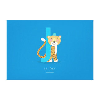 J is for... canvas prints