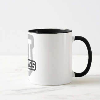 J is for James Mug