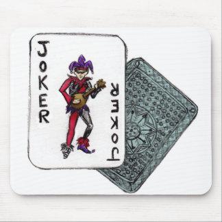 J is for Joker Mouse Mat