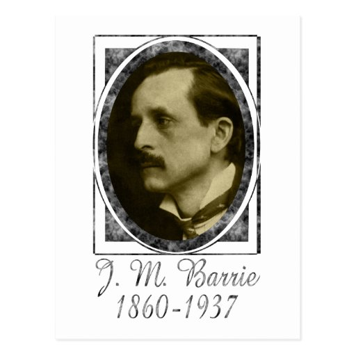 J. M. Barrie Postcards