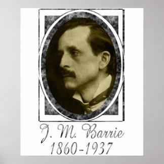 J. M. Barrie Print