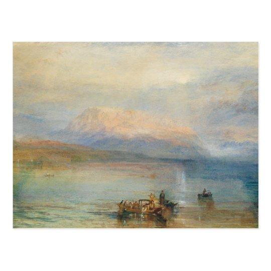 J. M. W. Turner - The Red Rigi