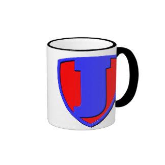 J COFFEE MUGS