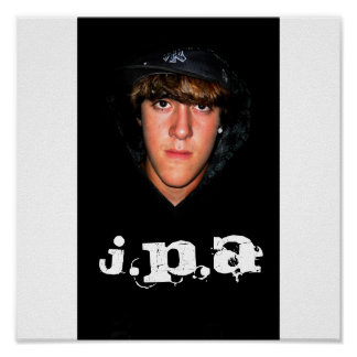 J.P.A Limited Edition Poster