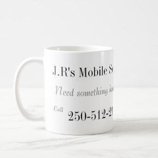 J R s Mobile Service Coffee Mug