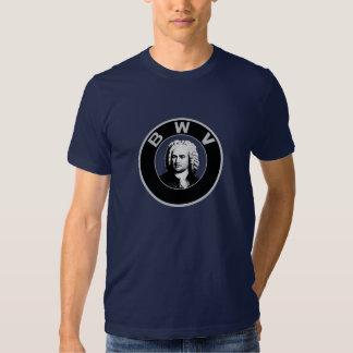 J.S. Bach Shirts