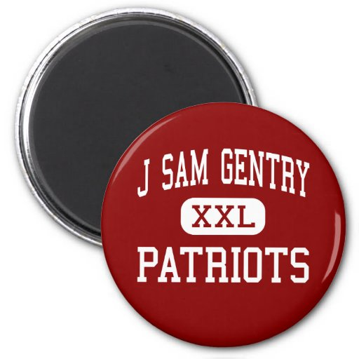 J Sam Gentry - Patriots - Middle - Mount Airy Magnets