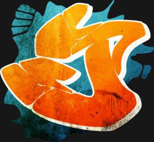 Graffiti Letter T-Shirts & Shirt Designs | Zazzle UK