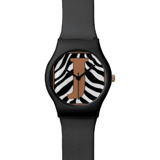 J-Zebra Fashion Watch