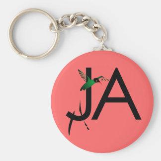 JA Dr Bird Keychain