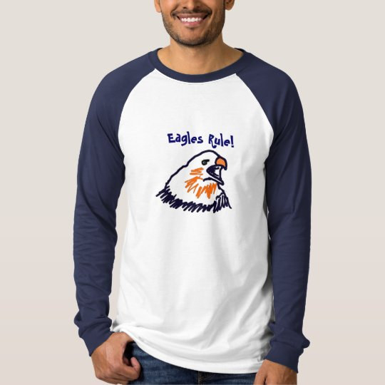 JA- Eagles, Rule! Shirt