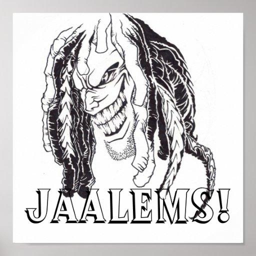 JAALEMS! POSTERS