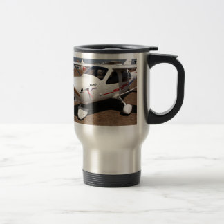 Jabiru ultralight aircraft travel mug