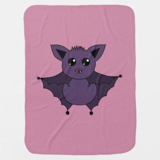 Jac the Bat Flying by night Pramblankets
